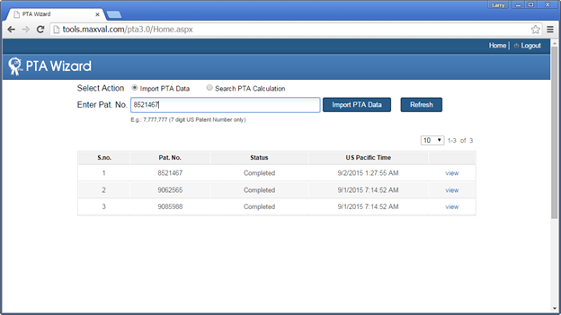 MaxVal Releases the PTA Wizard – A DIY Tool to Calculate USPTO